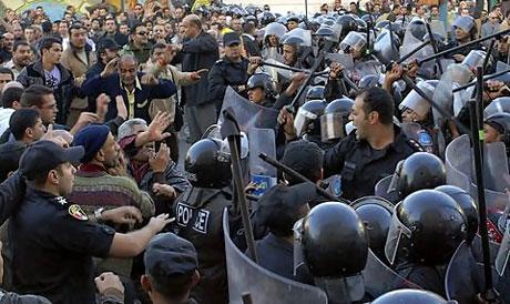 Mısır'da Halk isyanı galerisi resim 20