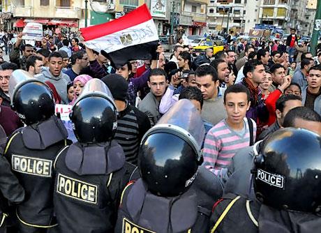 Mısır'da Halk isyanı galerisi resim 23