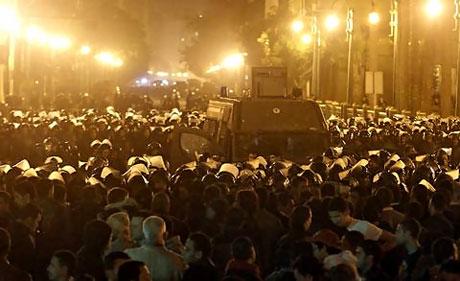 Mısır'da Halk isyanı galerisi resim 25