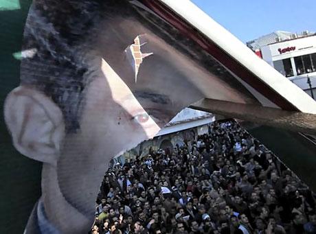 Mısır'da Halk isyanı galerisi resim 26