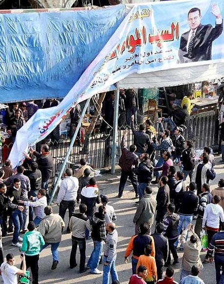 Mısır'da Halk isyanı galerisi resim 27