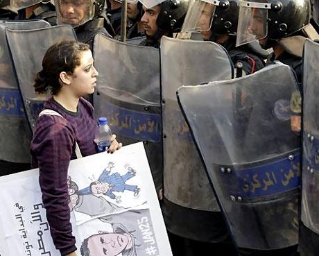 Mısır'da Halk isyanı galerisi resim 29