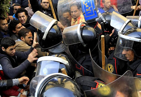 Mısır'da Halk isyanı galerisi resim 32