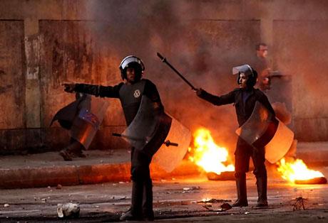 Mısır'da Halk isyanı galerisi resim 34