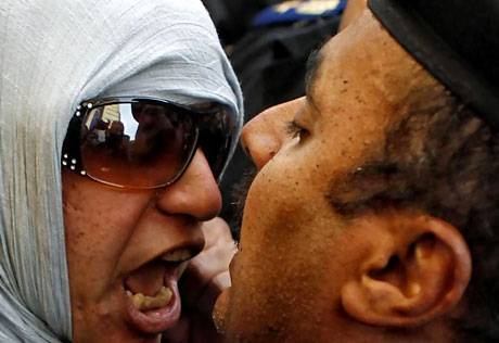 Mısır'da Halk isyanı galerisi resim 36