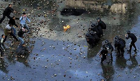 Mısır'da Halk isyanı galerisi resim 39