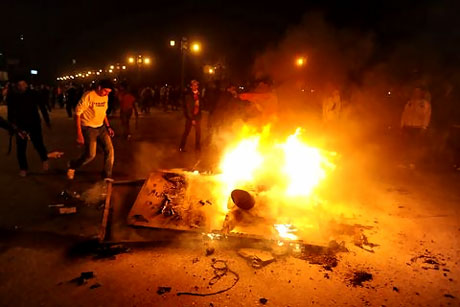 Mısır'da Halk isyanı galerisi resim 42