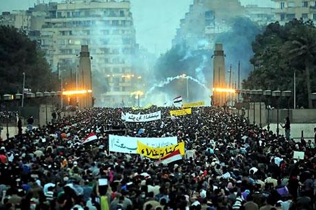Mısır'da Halk isyanı galerisi resim 45