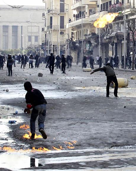 Mısır'da Halk isyanı galerisi resim 46
