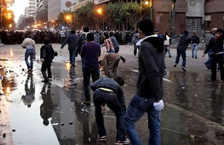 Mısır'da Halk isyanı galerisi resim 8