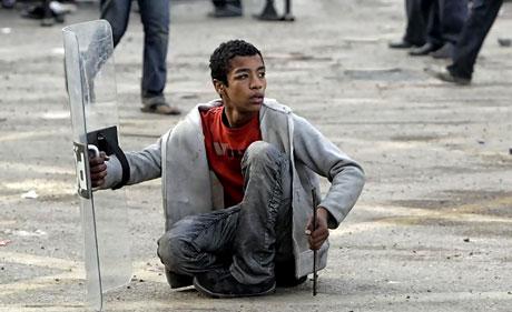 Mısır'da Mübarek iktidarı sallanıyor galerisi resim 31