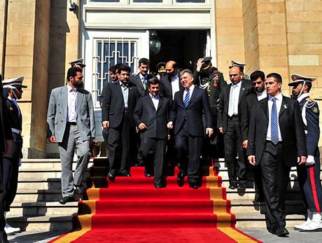 Cumhurbaşkanı Gül, İran'da galerisi resim 14