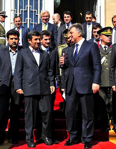 Cumhurbaşkanı Gül, İran'da galerisi resim 15