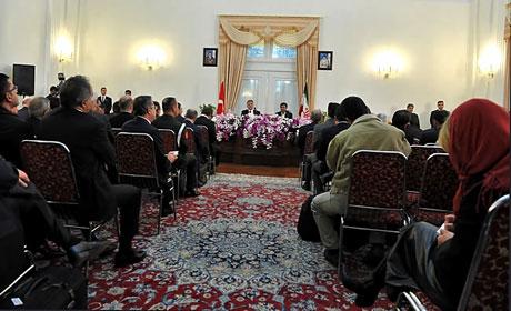 Cumhurbaşkanı Gül, İran'da galerisi resim 21