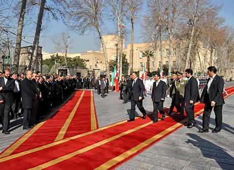 Cumhurbaşkanı Gül, İran'da galerisi resim 8