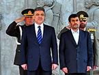 Cumhurbaşkanı Gül, İran'da