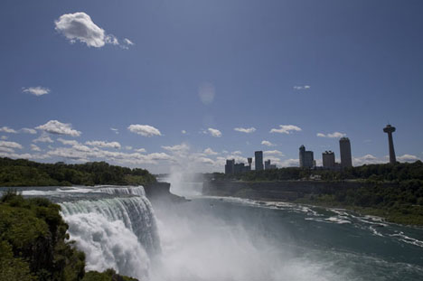 Niagara Şelalesi galerisi resim 10