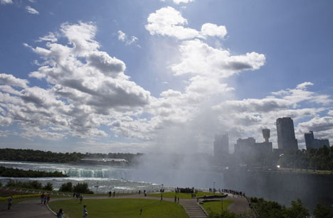 Niagara Şelalesi galerisi resim 3