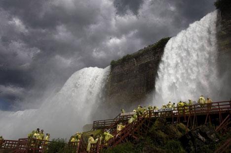 Niagara Şelalesi galerisi resim 7