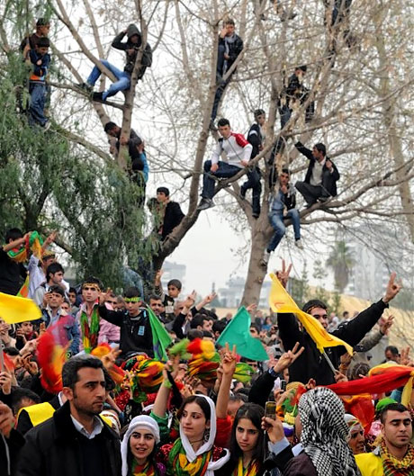 Tarihi 2011 Newroz'undan manzaralar galerisi resim 16