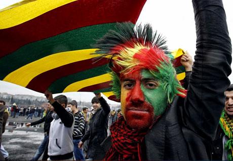 Tarihi 2011 Newroz'undan manzaralar galerisi resim 26