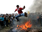 Tarihi 2011 Newroz'undan manzaralar