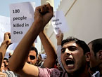 Suriye'de isyan ateşi alevlendi!