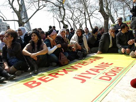 Sivil İtaatsizlik Taksim Meydanı'nda galerisi resim 3