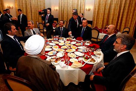Erdoğan'a Hewler ve Irak'ta yoğun ilgi... galerisi resim 8
