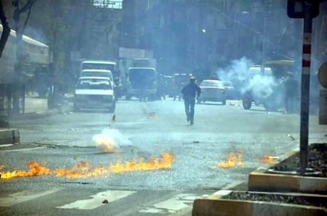 Diyarbakır 'sivil cuma' sonrası karıştı! galerisi resim 4