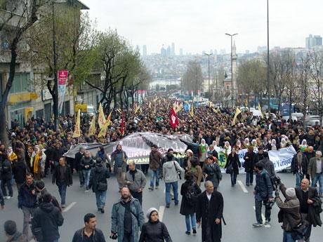 YSK vetosu'na her yerde protesto var! galerisi resim 55