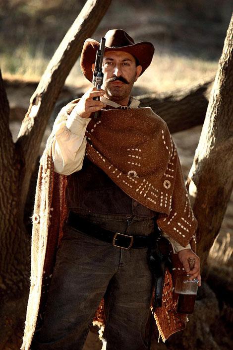 Yahşi Batı filminden ilk görüntüler galerisi resim 8