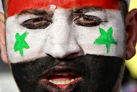 Suriye'de gösteriler büyüyor galerisi resim 9