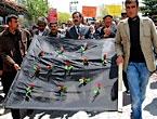 'Yas' yürüyüşleri