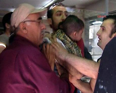 Şişli karıştı, Polisten vekillere biber gazı! galerisi resim 27