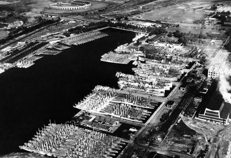 II. Dünya Savaşı'ndan görülmemiş kareler galerisi resim 37