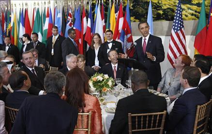 Erdoğan BM Güvenlik Konseyinde galerisi resim 9