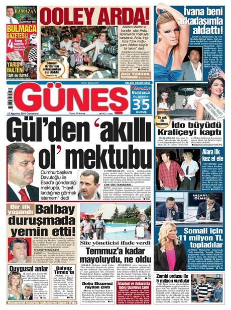 Mehmet Ağar bu manşeti sevmeyecek! galerisi resim 5