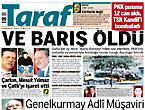 Türk medyasında Kandil manşetleri