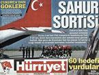 Yeni Şafak'tan BDP'ye manşet'ten cevap!