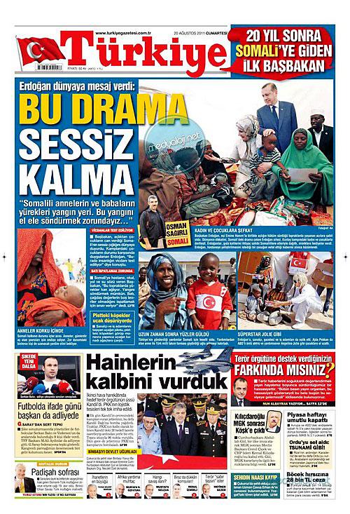 Günün Gazete Manşetleri (20.08.11) galerisi resim 19