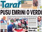 Günün Gazete Manşetleri (20.08.11)