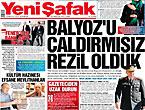 Günün önemli gazete manşetleri (26.08.11)