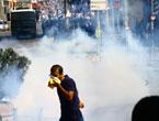 Barış gününe Polisten gazlı müdahale!