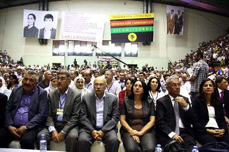 BDP 2. Olağan Büyük Kongresi yapıldı galerisi resim 17