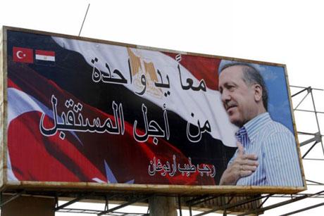 Erdoğan'ı binlerce kişi karşıladı galerisi resim 7
