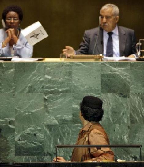 Kaddafi'den Kitapçık Şov galerisi resim 6