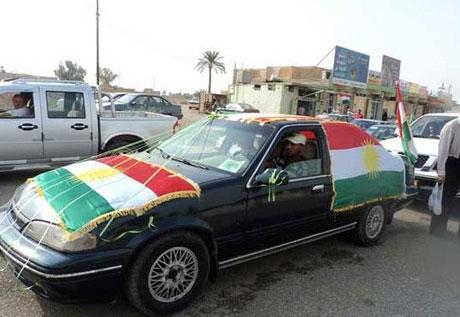 Kürdistan bayrağı için binler sokakta galerisi resim 22