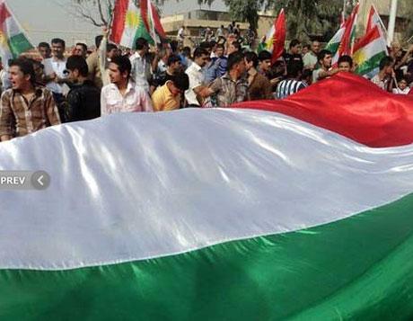 Kürdistan bayrağı için binler sokakta galerisi resim 8