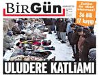 Gazeteler 'Uludere katliamı'nı nasıl gördü?